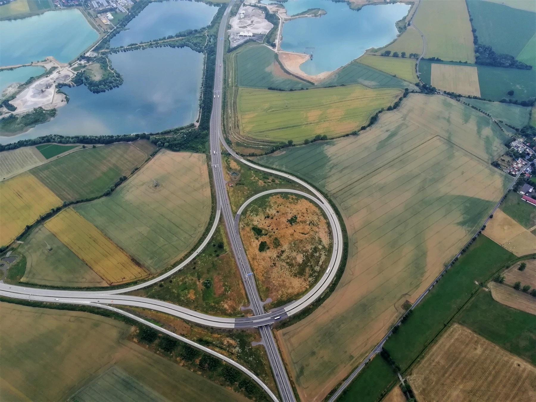 Autobahndreieck A38/A14