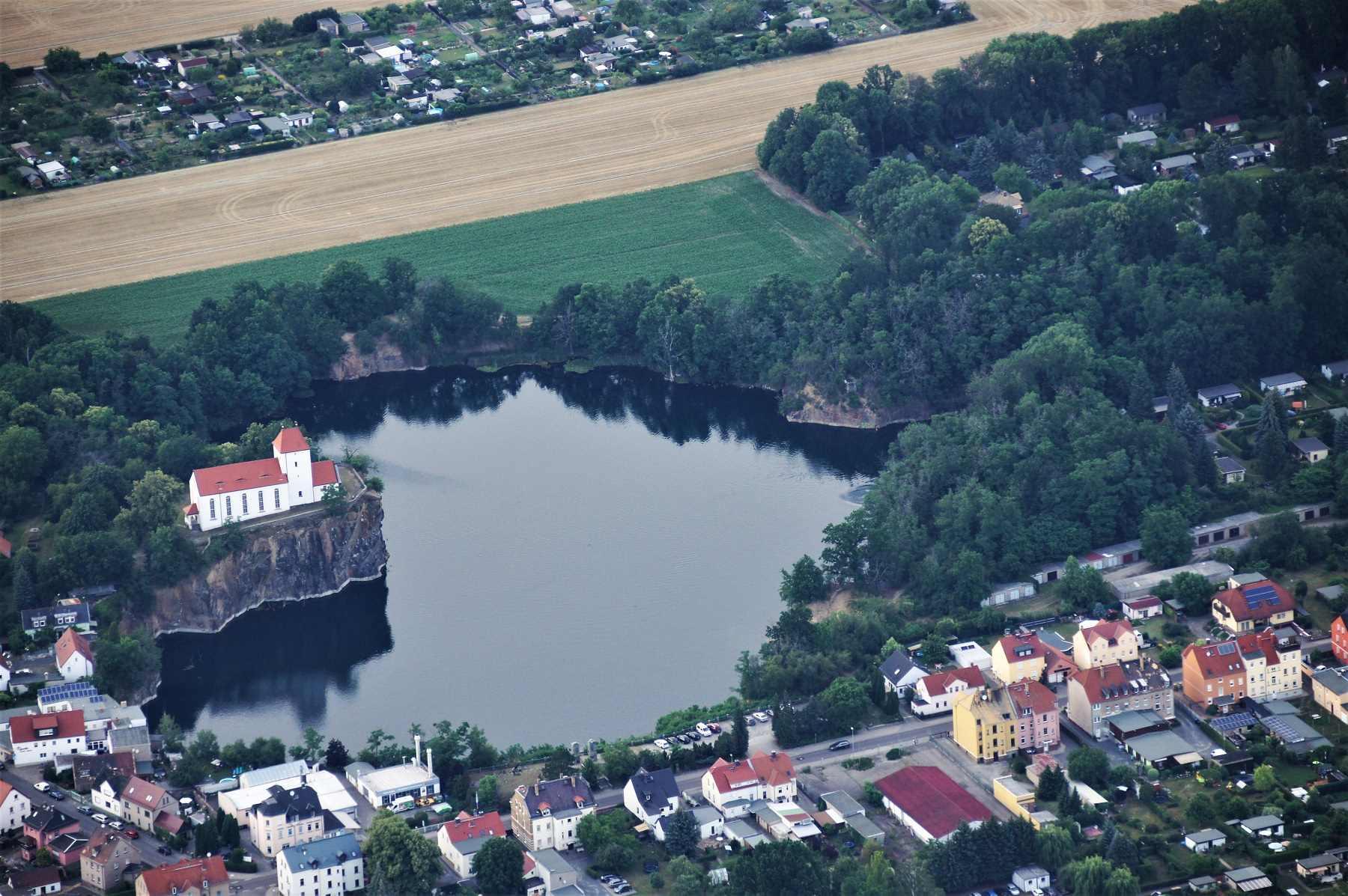 17-Wehrkirche in Beucha