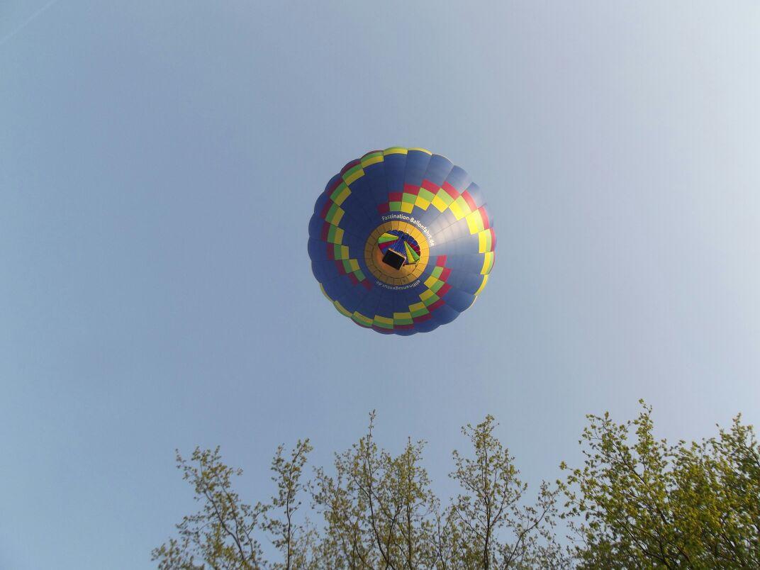 1. Ballonfahrt 2018,1b