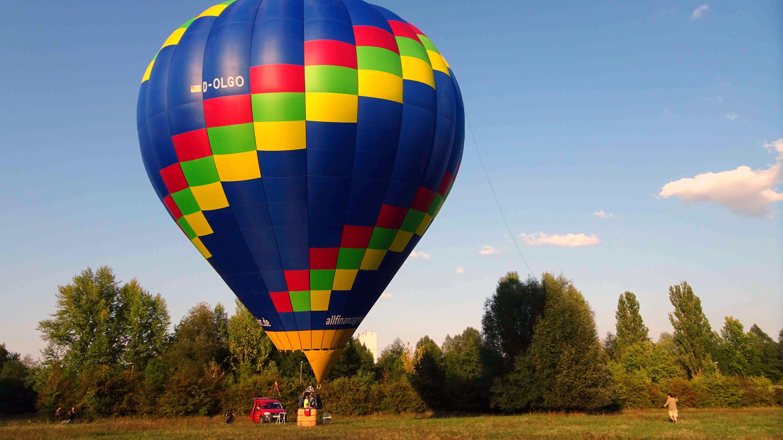 D-OLGO, Faszination-Ballonfahrt