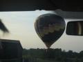 Sicht des Ballonteams