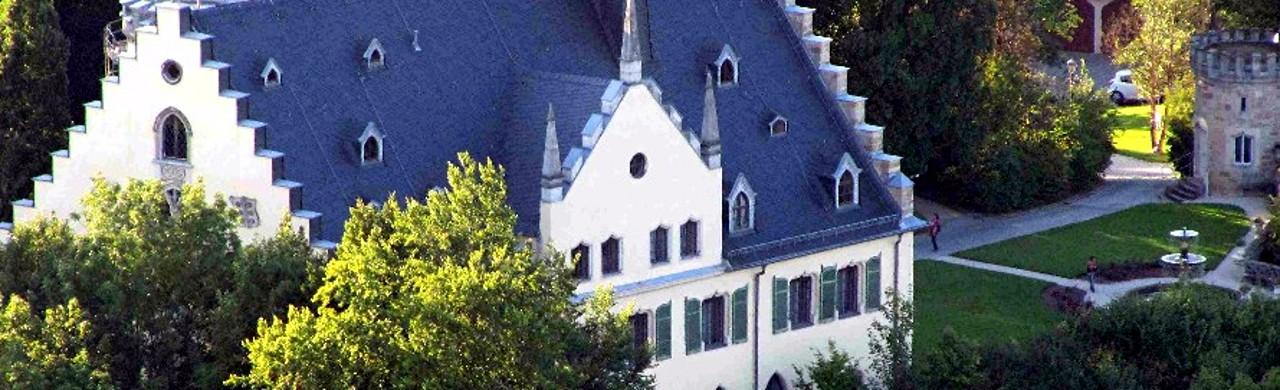 Schloss Rosenau b. Coburg