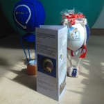 Flyer und Ballonmodell Faszination-Ballonfahrt