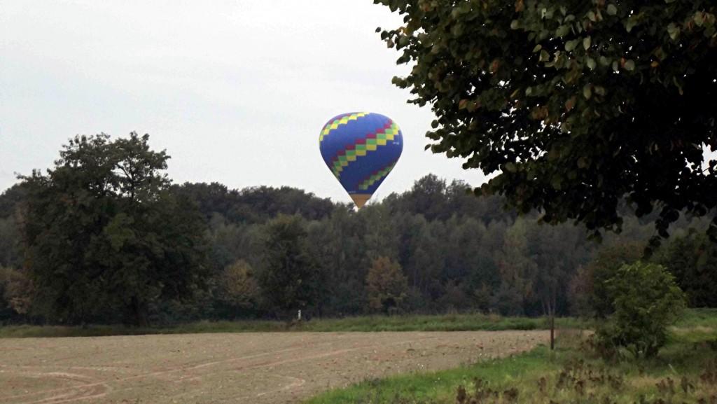 Faszination Ballonfahrt bei Trebsen