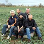 Fahrt des Ballonteams 2012 am Ende